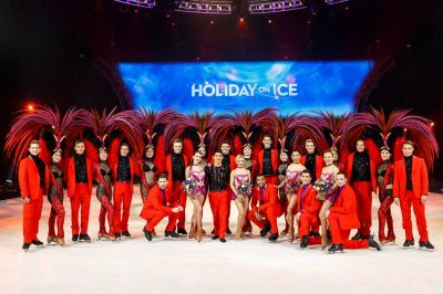 Premiere Holiday on Ice TIME 18.1.2018 © Bilderagentur Zolles KG