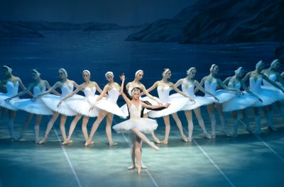 St. Petersburg Festival Ballet - Schwanensee, 08.01.2019 © St. Petersburg Festival Ballets Ovation Events