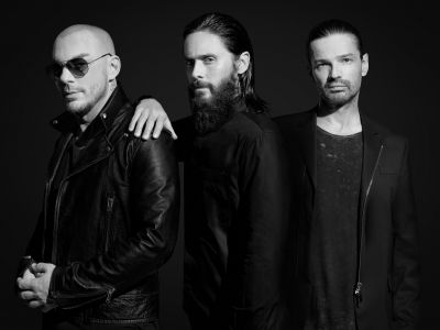 Thirty Seconds to Mars - Monolith Tour 2018 © Thirty Seconds to Mars - Monolith Tour 2018 Thirty Seconds to Mars THE MONOLITH TOUR  Di, 17.04.2018  Wiener Stadthalle, Halle D © Thirty Seconds to Mars - Monolith Tour 2018