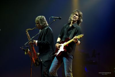 The Dire Straits Experience © Brnokoncert
