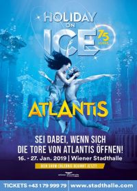 Holiday on Ice Atlantis © Wiener Stadthalle | Holiday on Ice