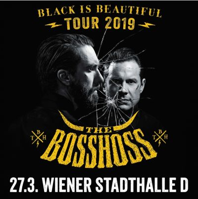 The BossHoss Black is Beautiful Tour © Live Nation
