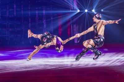 Holiday on Ice SHOWTIME, 29.01.2020 - So, 09.02.2020, Wiener Stadthalle, Halle D, blumen Paar © Holiday on Ice SHOWTIME