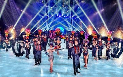 Holiday on Ice SHOWTIME, 29.01.2020 - So, 09.02.2020, Wiener Stadthalle, Halle D, Finale © Holiday on Ice SHOWTIME