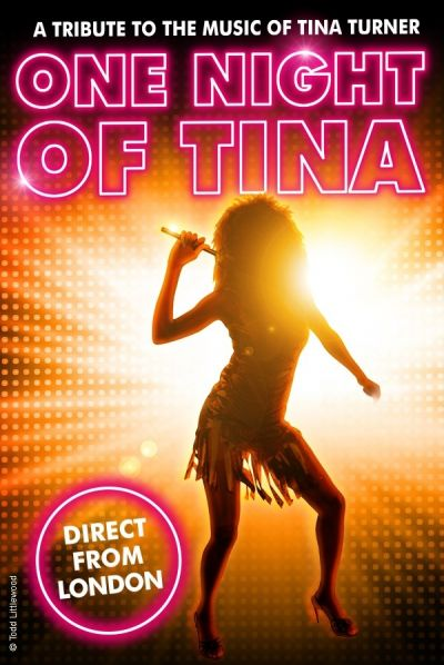 One Night of Tina, A Tribute to the Music of Tina Turner, Fr, 13.12.2019, Wiener Stadthalle, Halle F © Show Factory