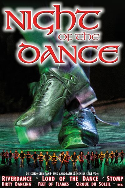 Night of the Dance, Irish Dance Revolution, So, 19.01.2020, Wiener Stadthalle, Halle F © ASA Event