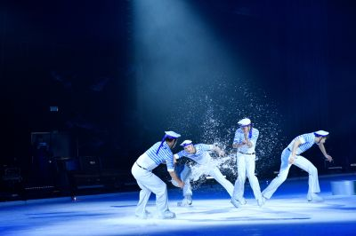 Holiday on Ice SHOWTIME Mi, 29.01.2020 - So, 09.02.2020, Halle D © Holiday on Ice Production