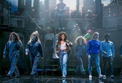Flashdance - Das Musical, Sa, 08.02.2020 bis Di, 11.02.2020 @ Wiener Stadthalle, Halle F, 004 © 2Entertain