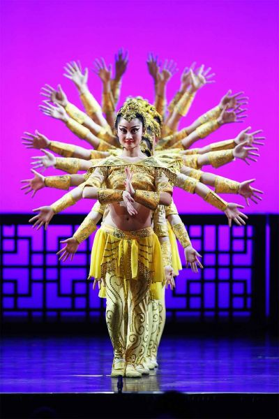 Chinesischer Nationalcircus, Happy Chinese New Year, Fr, 14.02.2020 @ Wiener Stadthalle, Halle F, 002 © Sporer