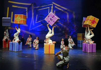 Chinesischer Nationalcircus, Happy Chinese New Year, Fr, 14.02.2020 @ Wiener Stadthalle, Halle F, 005 © Schoregge