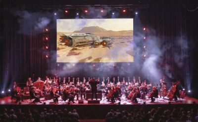 The Music of Star Wars Live in Concert  Mi, 18.03.2020  Wiener Stadthalle, Halle F © Highlight Concerts