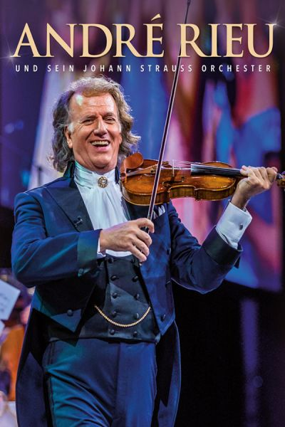 André Rieu, Fr, 04.06.2021 & Sa, 05.06.2021 @ Wiener Stadthalle, Halle D © Andre Rieu Productions B.V.