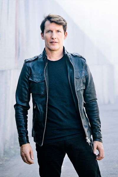 James Blunt, Once Upon A Mind Tour, Do, 07.10.2021 @ Wiener Stadthalle, Halle D © Gavin Bond