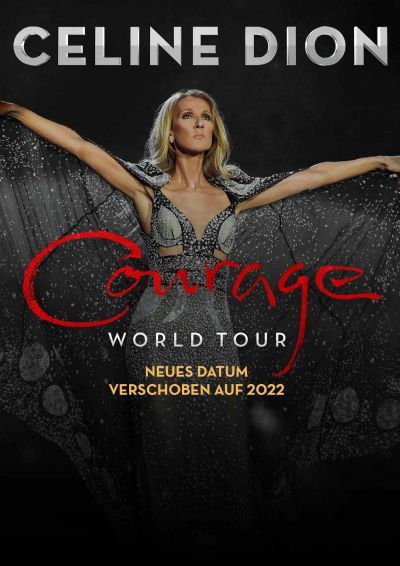 Celine Dion, Courage World Tour, Do, 20.05.2021 @ Wiener Stadthalle, Halle D © Barracuda Music GmbH