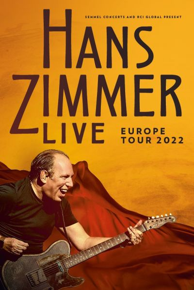 Hans Zimmer Live, Europe Tour 2022, Di, 12.04.2022 @ Wiener Stadthalle, Halle D © Show Factory