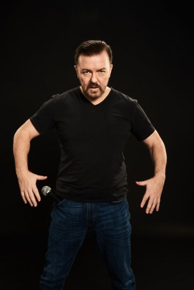 Ricky Gervais, Fr, 13.11.2020, Wiener Stadthalle, Halle F © Live Nation