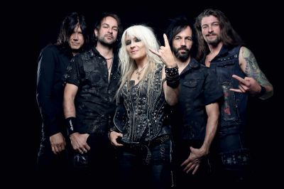 Doro and Band - Wildstyle & Tattoo Messe, Sa, 26.09.2020 & So, 27.09.2020 @ Wiener Stadthalle, Halle E, 002 © Tim Tronckoe