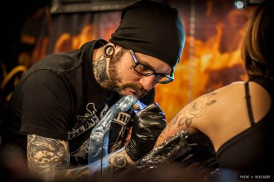 Wildstyle & Tattoo Messe, Sa, 26.09.2020 & So, 27.09.2020 @ Wiener Stadthalle, Halle E, 003 © Mike Auer